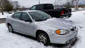 2004 Pontiac Grand Am v6 Kingston Kingston Area image 1