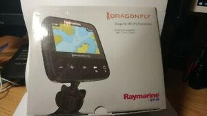 Raymarine Dragonfly-5M Navonics  GPS Chart Plotter with Charts