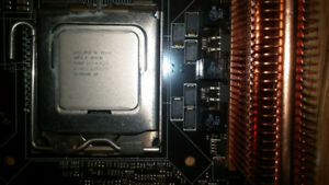 cpu xeon x5460 LGA775 ( core 2 quad )