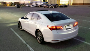 2016 Acura TLX Lease Takeover