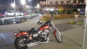 FXWDG Harley davidson Dyna Wide Glide 2011