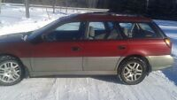 2002 Subaru Outback Newly rebuilt engine