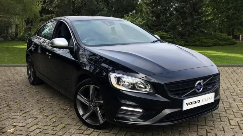 073e3075880 2014 Volvo S60 D2 R Design Nav with Winter Pa Manual Diesel Saloon
