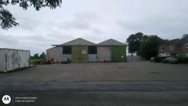 Storage and distribution yard