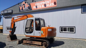 Hitachi EX60-5 mini excavator