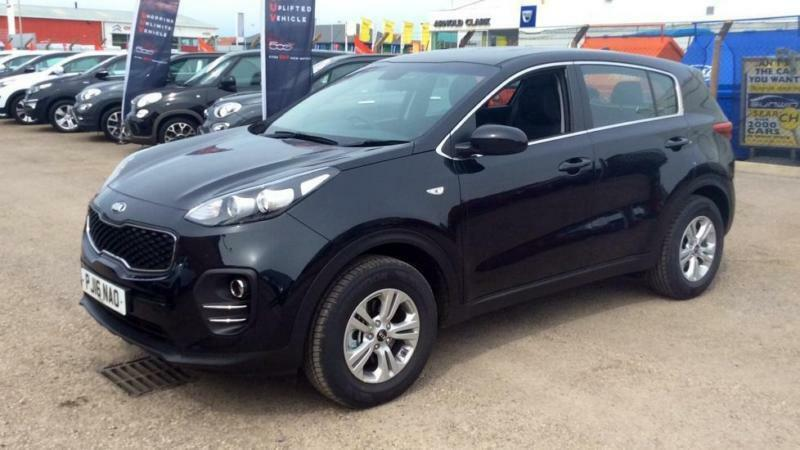 2016 kia sportage 1 gdi diesel in blackpool lancashire gumtree. Black Bedroom Furniture Sets. Home Design Ideas