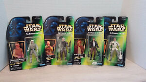 star wars power of the force Kenner figures West Island Greater Montréal image 1
