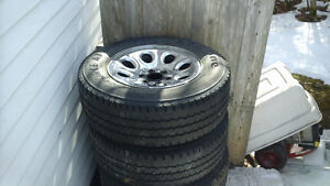 rims and tires! cheap!