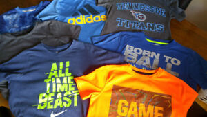 Boys Clothing - Fits Size 7-9 (Box Lot or sold Individually)