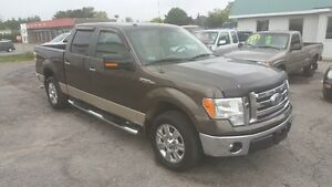 2009 Ford F-150 SuperCrew XLT Pickup Truck *** CERT *** $14995
