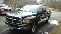 2005 Dodge Ram 1500 SLT 4x4 with 5.7 litre Hemi.