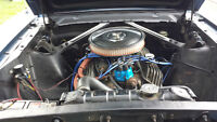 1965 Ford MUSTANG - 2 Door Coupe - Hard Top