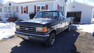 1990 Ford F150 4x4 302