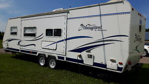 Thoroughbred Travel Trailer