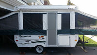 TENT TRAILER FOR RENT by owner