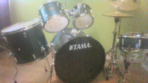 drum set by tama