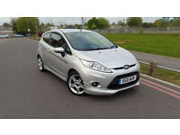 2011 Ford Fiesta 1.6 ( 120ps ) Zetec S +++VERY LOW MILEAGE + FULL HISTORY+++
