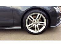 2012 Audi A7 3.0 TDI Quattro S Line S Troni Automatic Diesel Hatchback