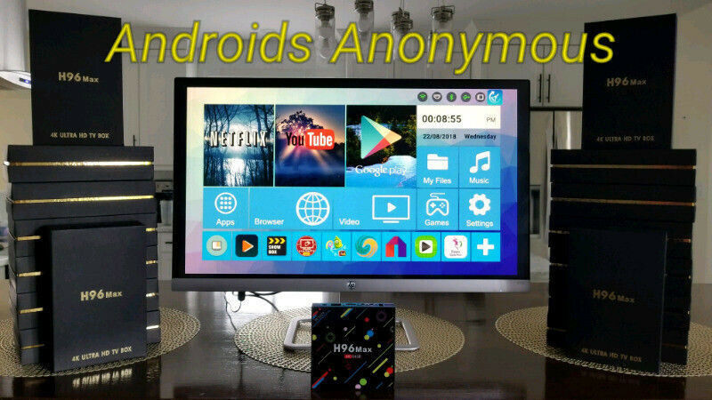 Tanix TX6 Android Box - Android 9! 4gb/32gb