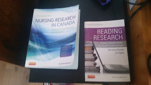 Nursing research in Canada