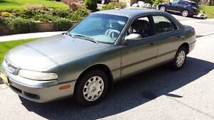 1996 Mazda 626 - Great Condition-Same Older Lady Owner / Driver