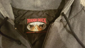 Tough Duck Thermal-lined Insulated Hooded Sweater