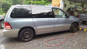 2004 Ford Freestar full Familiale