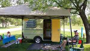 Boler Trillium Scotty Ventura Scamp.....all vintage camper rally