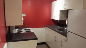 Beautiful newly renovated quiet living suite