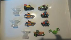 Angry Birds Go Cars