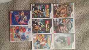 Wii games 20 each obo