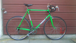 Vintage French Road Bike - Tall Rider!