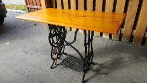 Antique Table, Desk