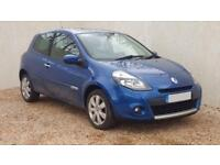 2011 11 RENAULT CLIO 1.1 GT LINE TOMTOM TCE 3D 100 BHP