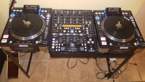 DJ equipment for a Great Price!