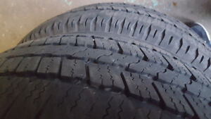 265-50-20 Goodyear tires