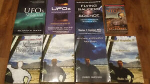 Science and UFO books