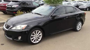 2010 Lexus IS Coupe (2 door)