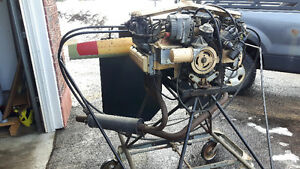 Engine airboat for sale
