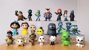Funko Mystery Minis Disney Princess Incredibles Kingdom Hearts