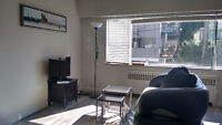 Unfurnished/Furnished Studio for rent @ 1540 Haro Street