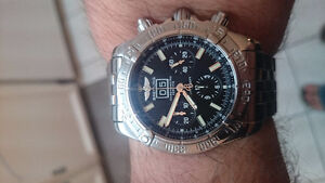 Mint all boxes and papers Breitling Blackbird