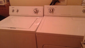 excellent super duty washer and dryer