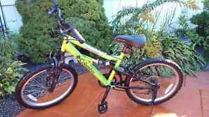 "COLUMBIA 20"" mountain bike"
