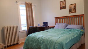 Furnished rooms $600-$650 Central Hfx all inclusive