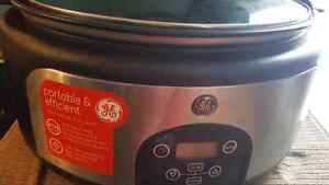 GE slow cooker