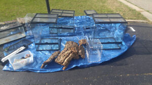 Reptile tanks for sale today July 28