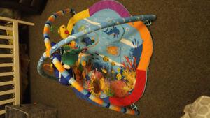 Baby Einstein Neptune Ocean play mat
