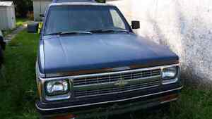 1992 S10 Extended Cab truck