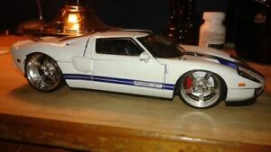 Ford gt  diecast 1/24
